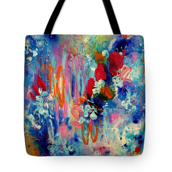 Pocket Full Of Horses 3 Tote Bag