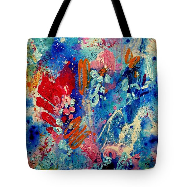 Pocket Full Of Horses 4 Tote Bag