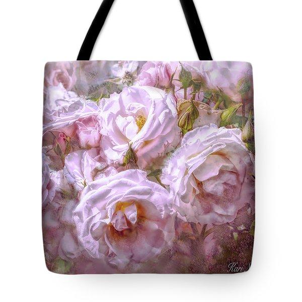 Pocket Full Of Roses Tote Bag