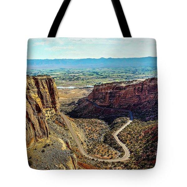 Pocket Size Grand Canyon Tote Bag