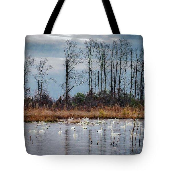 Pocosin Lakes Nwr Tote Bag