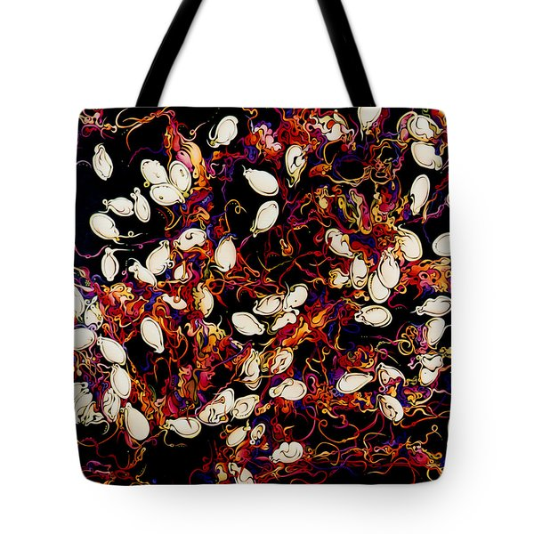 Pod Party Tote Bag