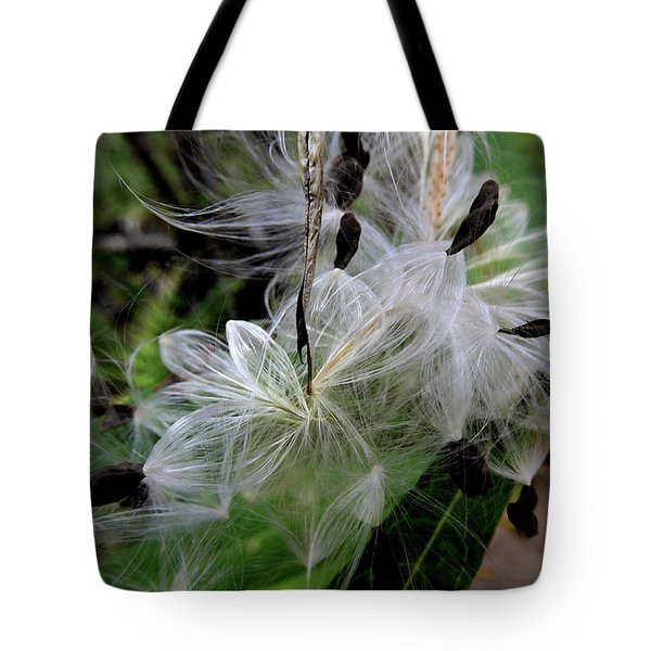 Pods Wide Open Tote Bag