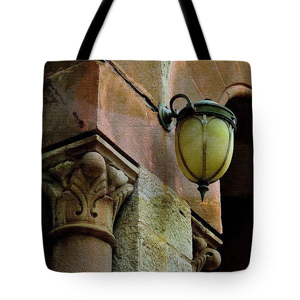 Poetic Yesterdays Tote Bag