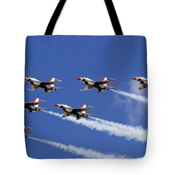 Poetry In The Sky Tote Bag