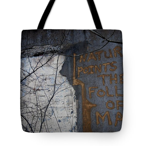 Poignant Tote Bag