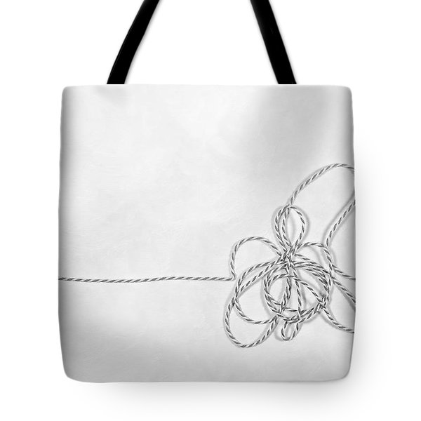 Point A To Point B Tote Bag