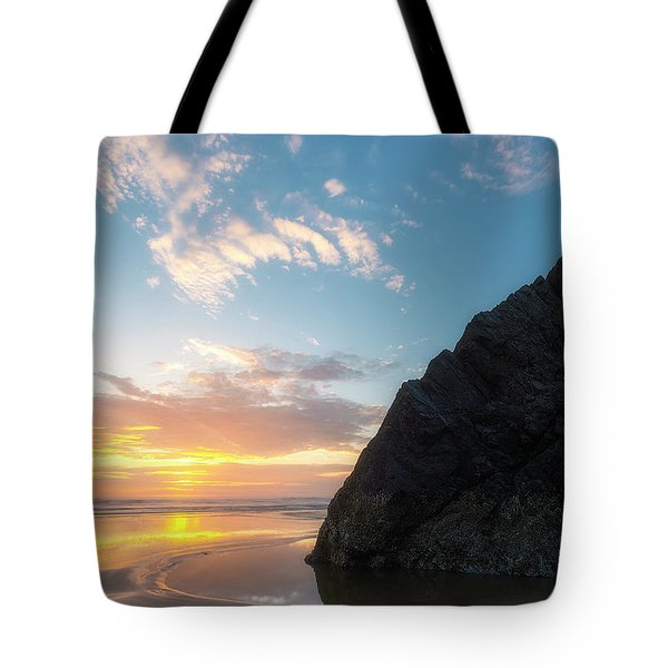 Tote Bag featuring the photograph Point Meriwether by Ryan Manuel