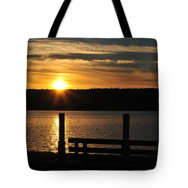 Point Of Interest Tote Bag