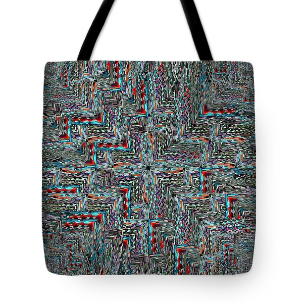Point Of View Tote Bag by Tim Allen