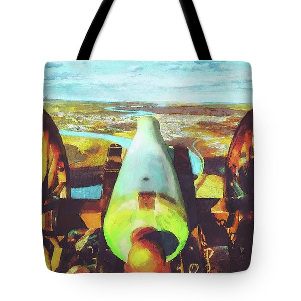 Point Park Cannon Tote Bag