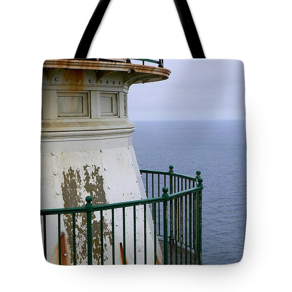 Point Reyes And The Pacific Ocean Tote Bag