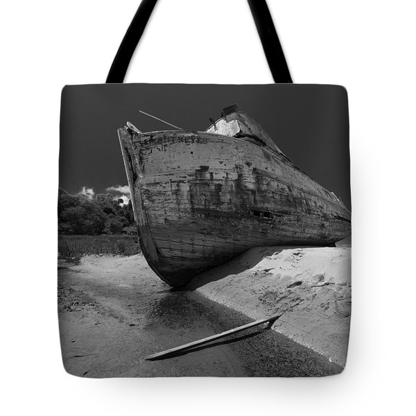 Point Reyes Boat Tote Bag