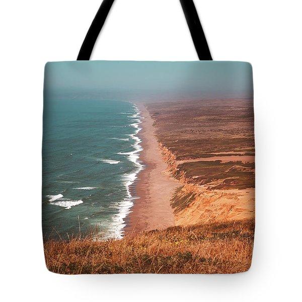Point Reyes National Seashore Tote Bag