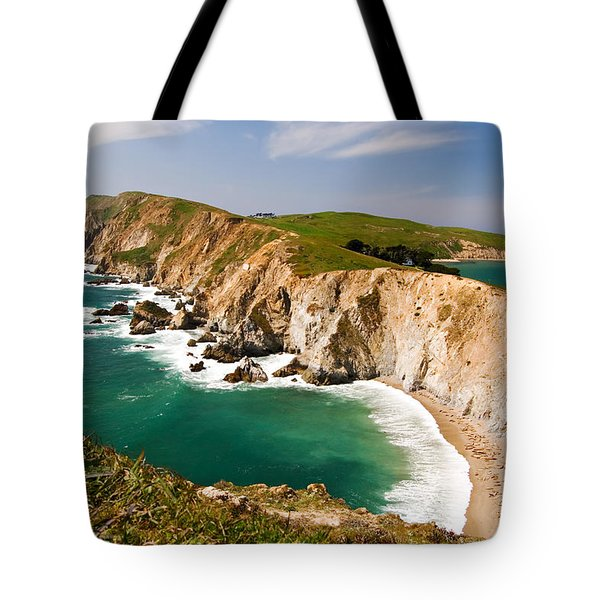 Point Reyes National Seashore Tote Bag