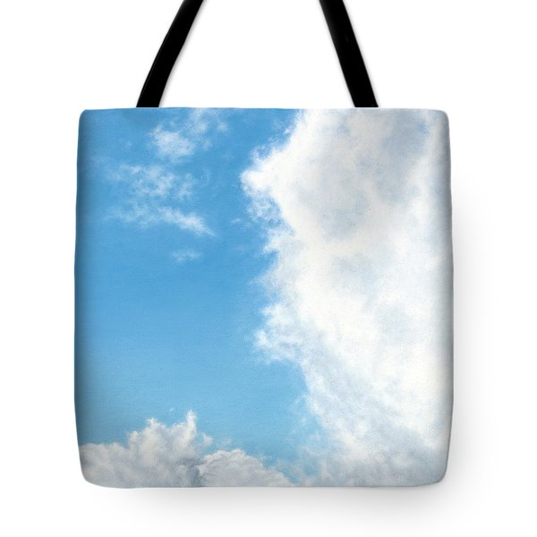 Point Rise Tote Bag