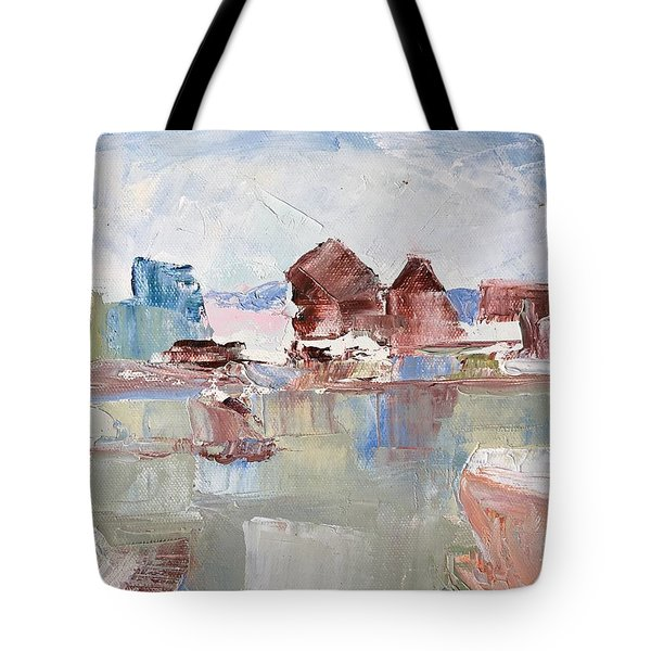 Point San Pablo 2 Tote Bag