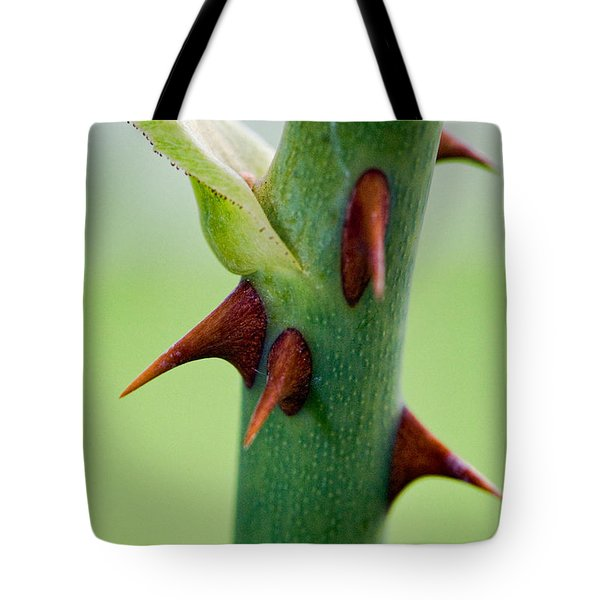 Pointed Personality Tote Bag by Christopher Holmes