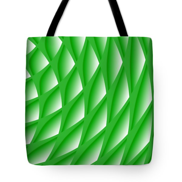 Points Abstract Colour Choice Tote Bag