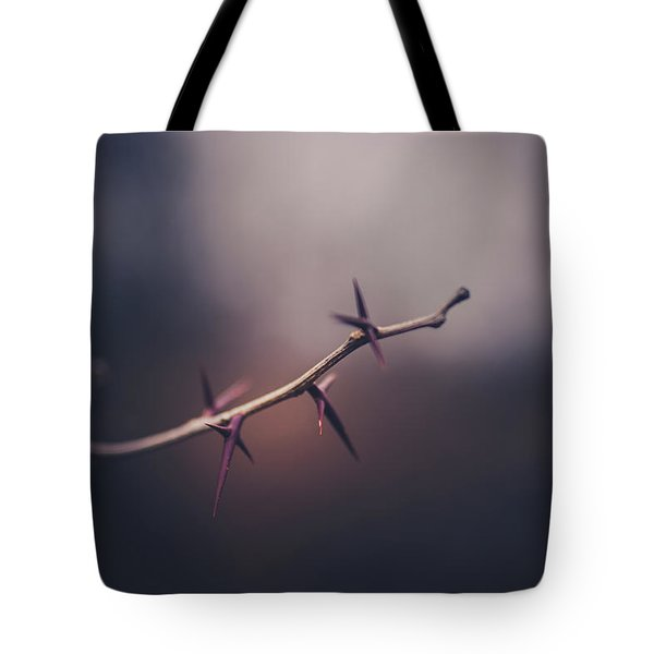 Tote Bag featuring the photograph Points Of View by Shane Holsclaw