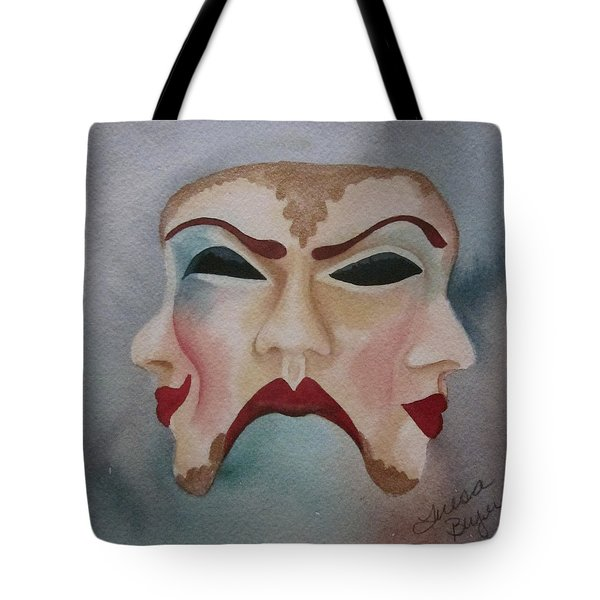 Poison And Wine Tote Bag