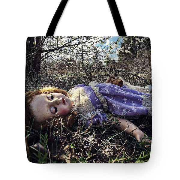 Poison Apple Tote Bag