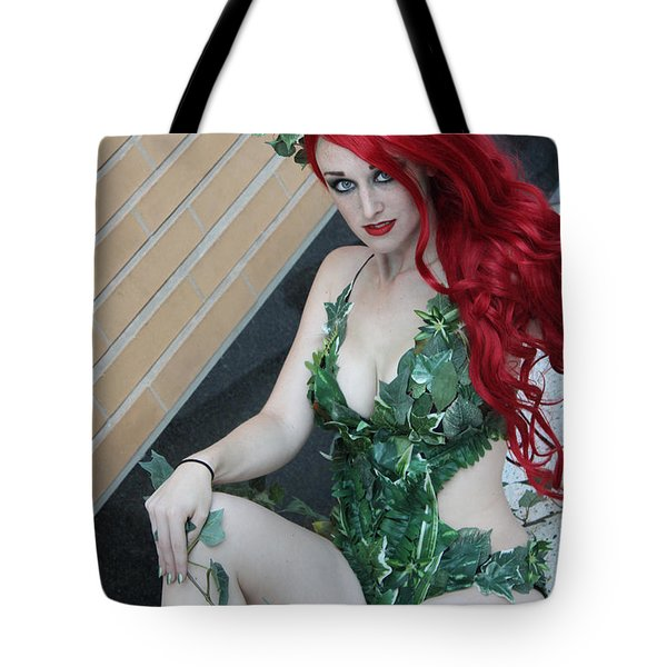 Poison Ivy - Cosplay Tote Bag