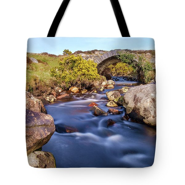 Poisoned Glen Bridge Tote Bag