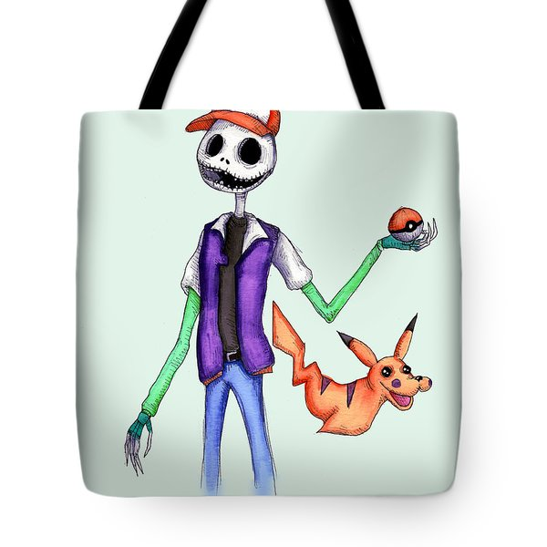 Pokejack  Tote Bag
