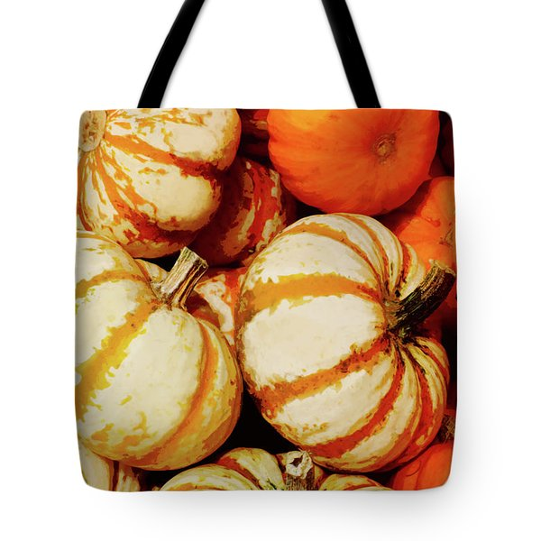 Pokemon Pumpkins Tote Bag