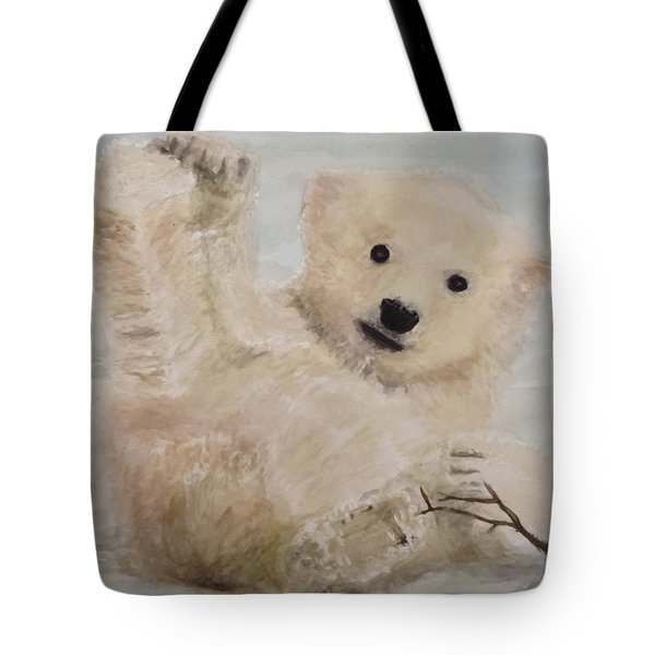 Polar Slide Tote Bag