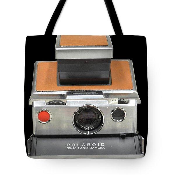 Polaroid Sx-70 Land Camera Tote Bag