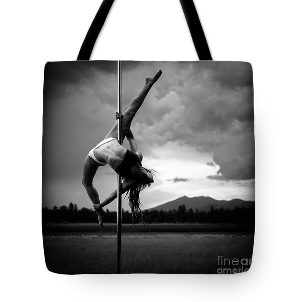 Pole Dance 1 Tote Bag
