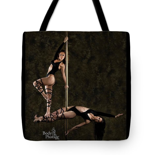 Pole Ninjas Tote Bag
