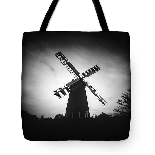 Polegate Windmill Tote Bag