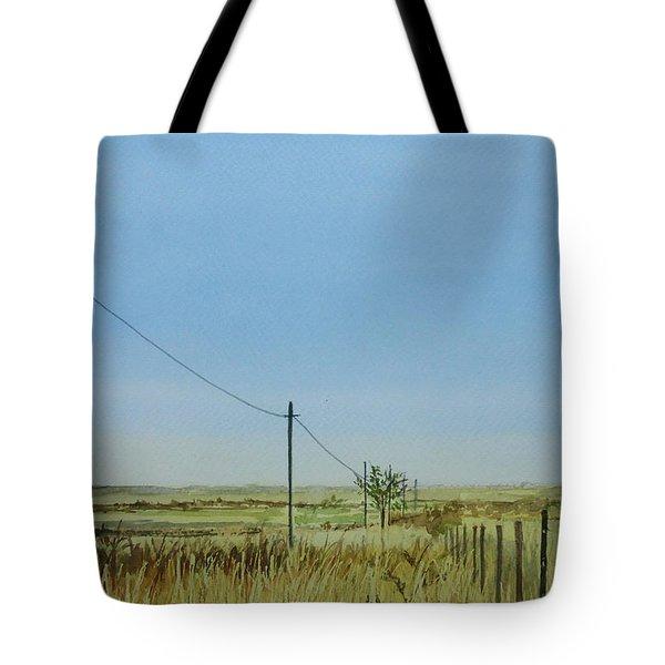 Poles Apart Tote Bag