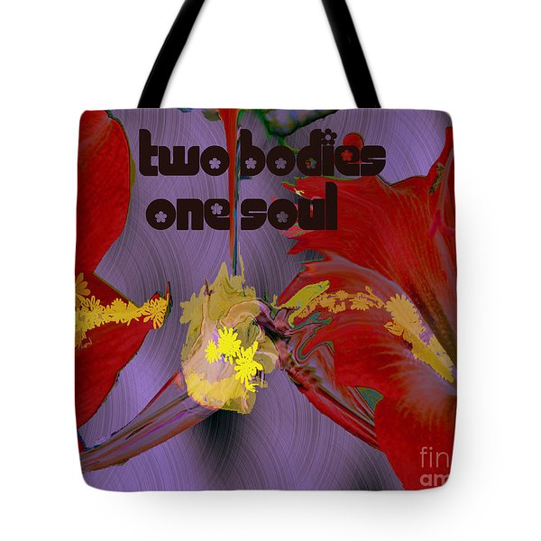 Polinating Tote Bag by Irma BACKELANT GALLERIES