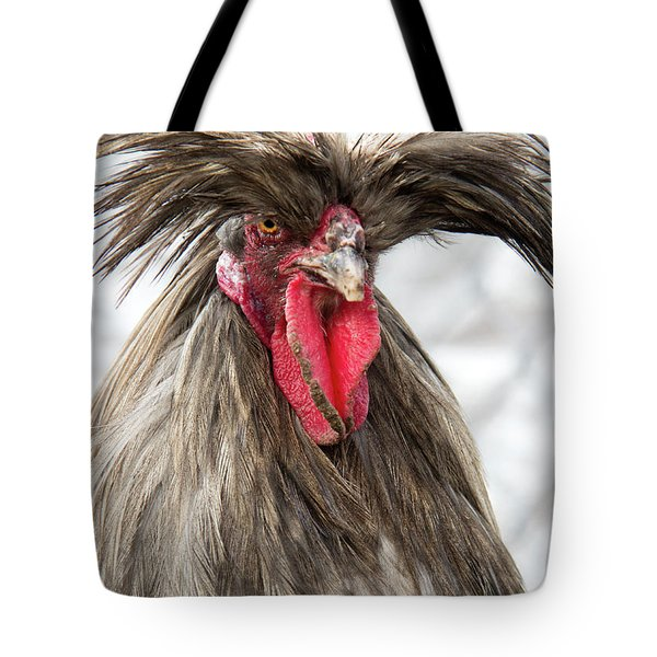 Polish Rooster Tote Bag
