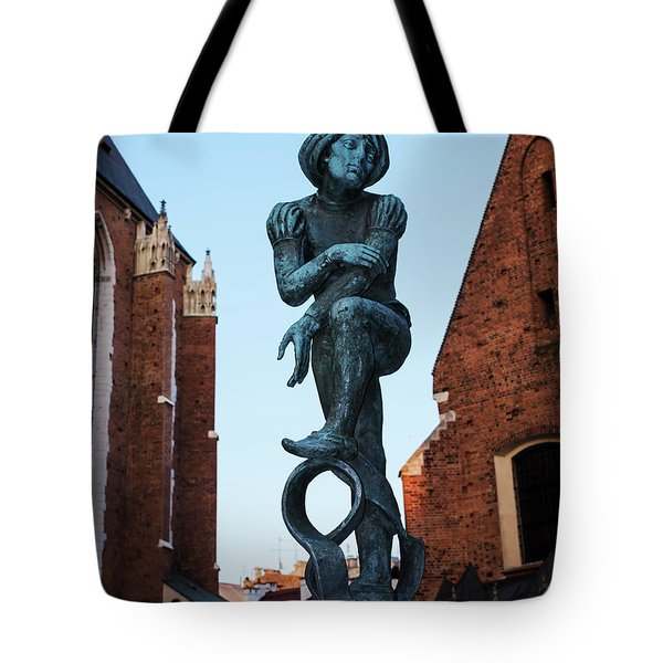Polish Sprite Tote Bag