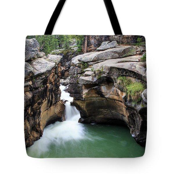 Polished Rock Tote Bag