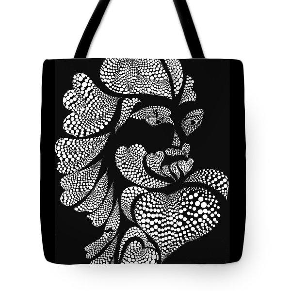 Polkadot Lover Tote Bag
