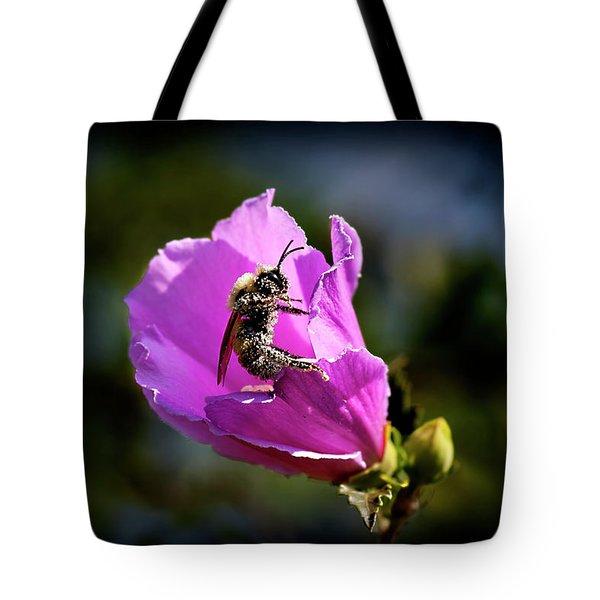 Pollen Clad Tote Bag