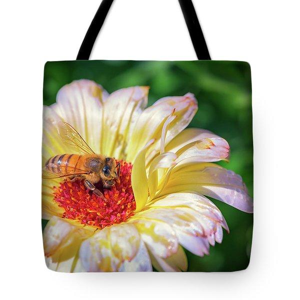 Pollenating Tote Bag