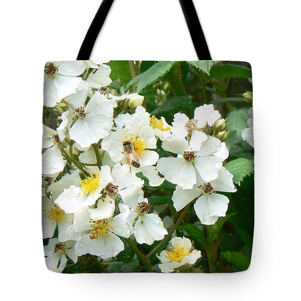 Pollenation Tote Bag by Pamela Patch