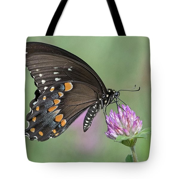 Pollinating #1 Tote Bag by Wade Aiken