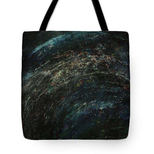 Pollution Galaxy Tote Bag