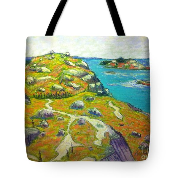Polly's Cove Tote Bag