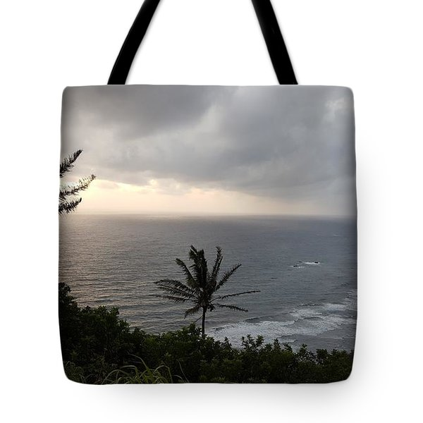 Pololu Valley, Hawaii Tote Bag