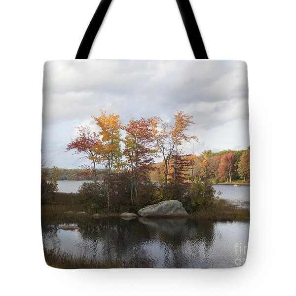 Ponaganset Autumn 2015 Tote Bag