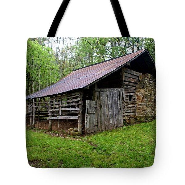 Ponca Barn Tote Bag by Marty Koch